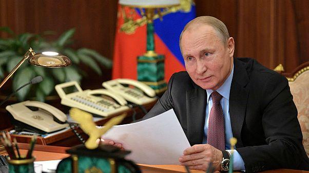 نامۀ ولادیمیر پوتین به دونالد ترامپ: مسکو برای گفتگو آماده است