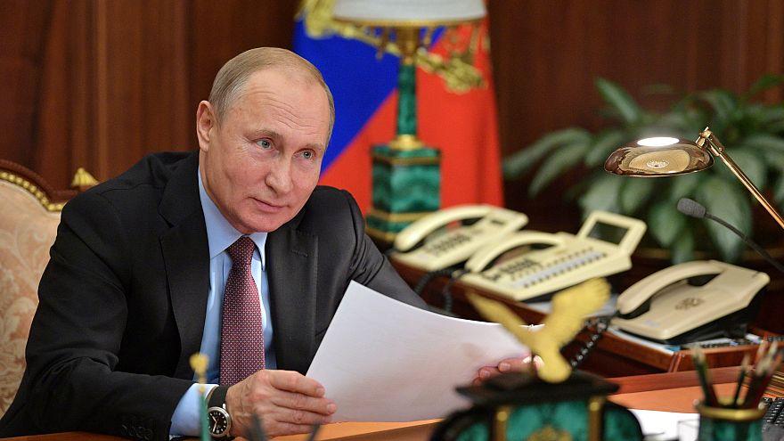 Putin'den Erdoğan ve Trump'a yeni yıl mektubu: Avrasya'da güvenlik artacak, ABD ile diyaloğa açığız