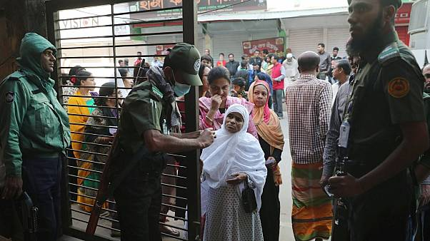 ۱۷ کشته در جریان برگزاری انتخابات پارلمانی بنگلادش