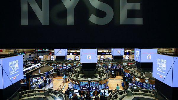 New York Stock Exchange (NYSE) in New York