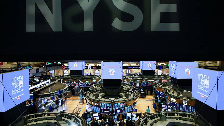 New York Stock Exchange (NYSE) in New York
