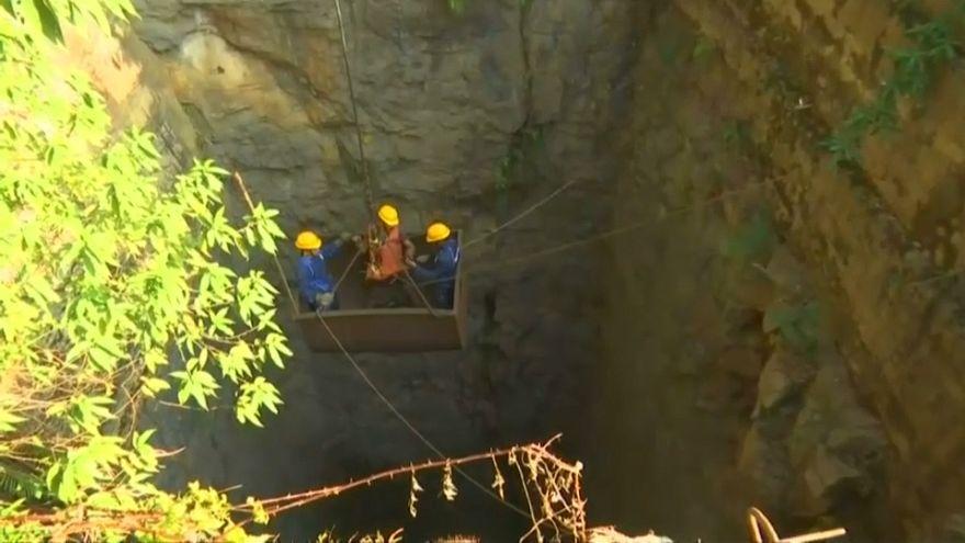 Inde: 15 ouvriers piégés dans une mine inondée