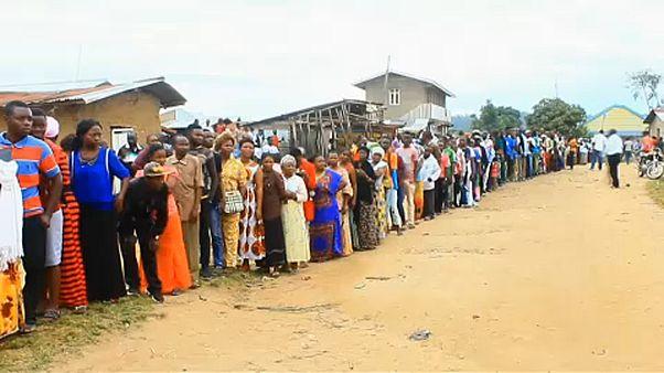 RD Congo alle urne per eleggere il Presidente ma voto ostacolato