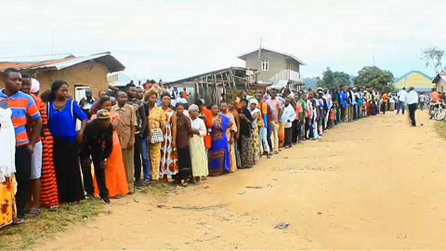 Μετ'εμποδίων οι εκλογές στη Λαϊκή Δημοκρατία του Κονγκό