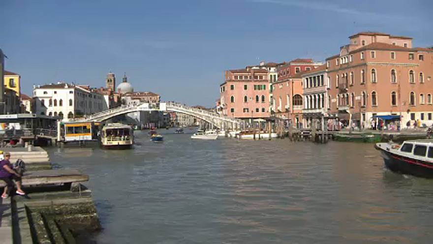 Venice to charge visitors to enter city