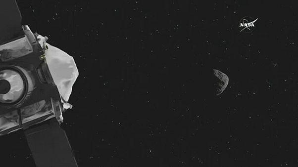 Kettős találkozás a világűrben szilveszter éjjelén