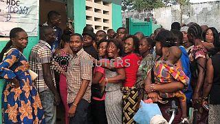 Demokratische Republik Kongo: Warten auf das Wahlergebnis