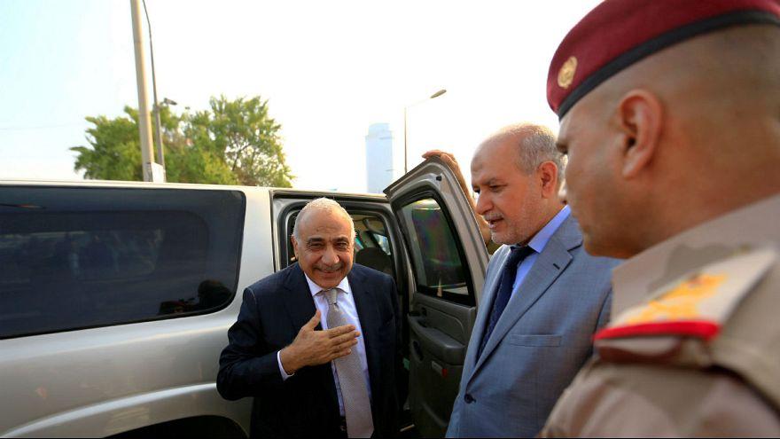 عادل عبدالمهدی، نخست وزیر عراق