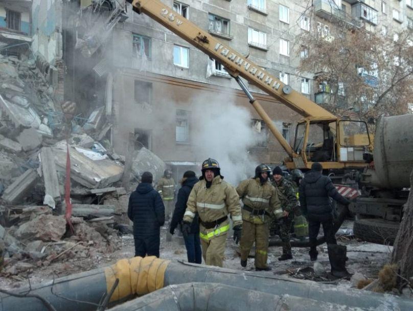 Russie : au moins quatre morts dans l'explosion au gaz d'un immeuble résidentiel