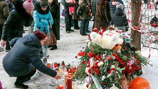 Eltemették a magnyitogorszki házomlás néhány áldozatát