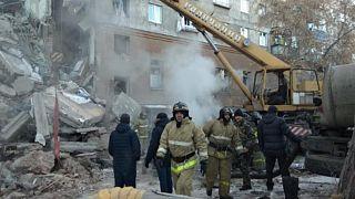 Explosão de gás na Rússia: Dezenas de vítimas