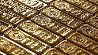 الذهب بصدد أول تراجع سنوي منذ عام 2015