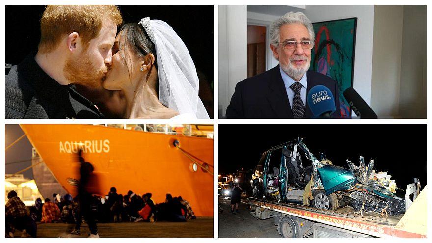Top2018: A királyi esküvő, menekültek, Virtuózok, Soros és egy tragikus baleset