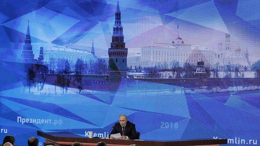روسيا تعتقل أمريكيا في موسكو للاشتباه في تجسسه