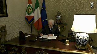 La manovra è legge: la firma di Mattarella arrivata in serata