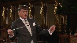 Ins neue Jahr mit den Wiener Philharmonikern