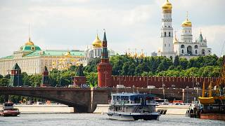 Russia detains U.S. citizen suspected of spying