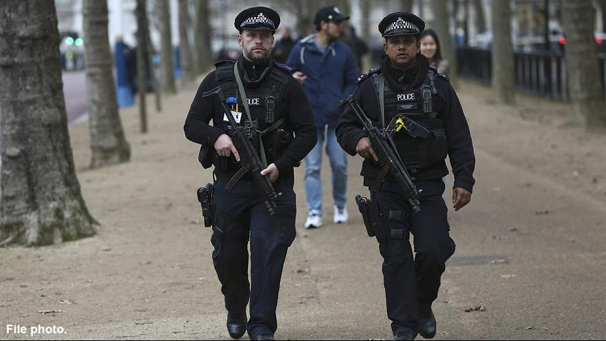 London police arrest 39 suspects on 'attempted murder' charges
