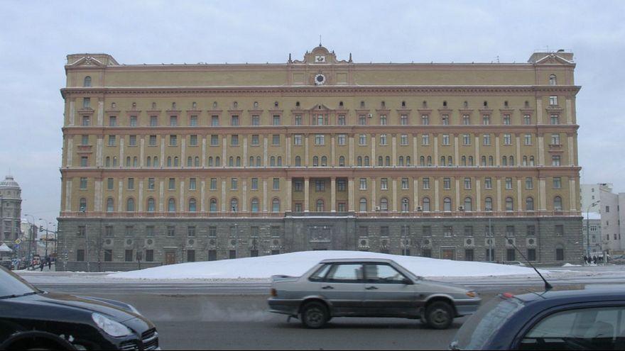 روسیه از بازداشت یک آمریکایی مظنون به «جاسوسی» خبر داد