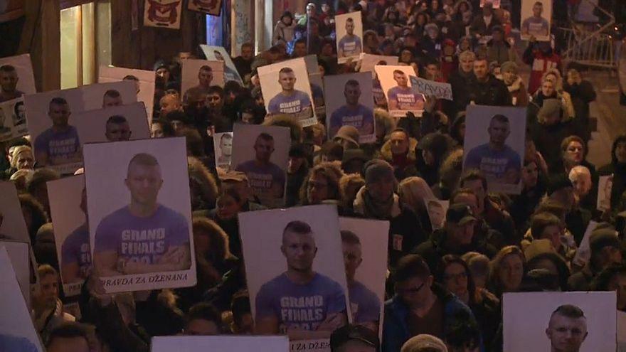 Keine Neujahrsfeiern in Banja Luka
