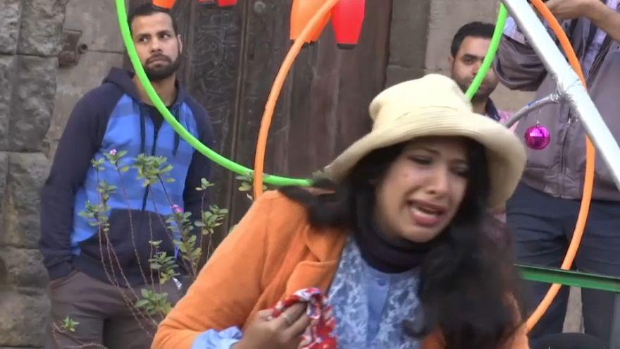 """شاهد: """"محطات"""" تعيد بعث الفنون في شوارع مصر"""
