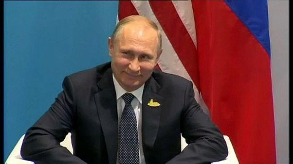 Rússia detém norte-americano por espionagem