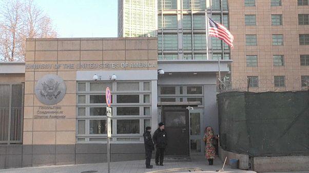 Spionageverdacht: US-Bürger am 28.12. in Moskau festgenommen
