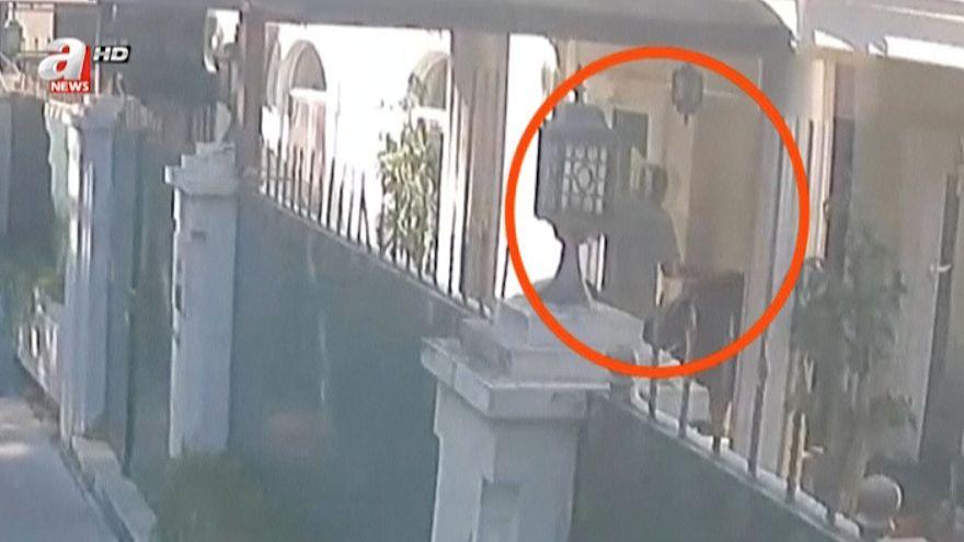 Neue Videos aus Istanbul: Khashoggis Leiche in Koffern transportiert