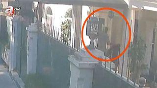 تصاویری از «بقایای جسد خاشقجی» در تلویزیون ترکیه