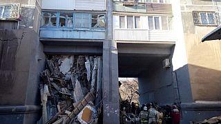 Explosion en Russie : un bébé retrouvé vivant sous les décombres