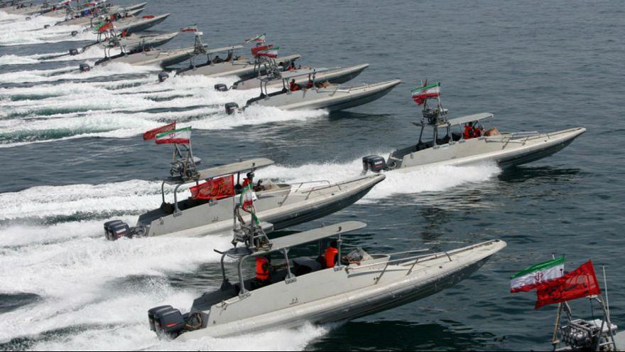 ایران: قایقهای سپاه پاسداران رادارگریز میشوند
