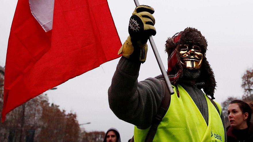 Paris: Gelbwesten wollen Silvesterfeierlichkeiten mit erneuten Protesten stören