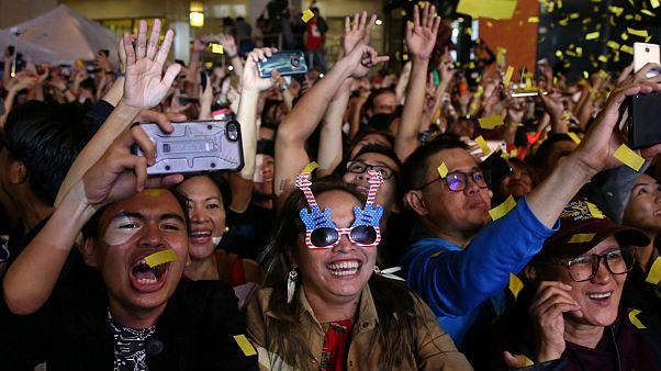 تحویل سال نو میلادی ۲۰۱۹ در فیلیپین