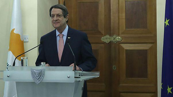 """Πρόεδρος Αναστασιάδης: """"Αναμένω υιοθέτηση κυρώσεων στην Τουρκία από το Ευρωπαϊκό Συμβούλιο"""""""