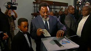 Aplazados los resultados electorales de la República Democrática del Congo