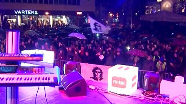 إلغاء احتفالات العام الجديد في بلدة في البوسنة بسبب الاحتجاجات