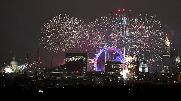 Watch again: Fireworks and festivities as world welcomes 2019