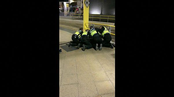 Manchester'da yılbaşı gecesinde bıçaklı saldırı
