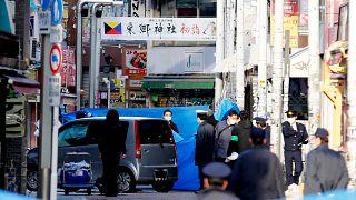 Tokyo : une voiture fonce dans la foule et fait 9 blessés