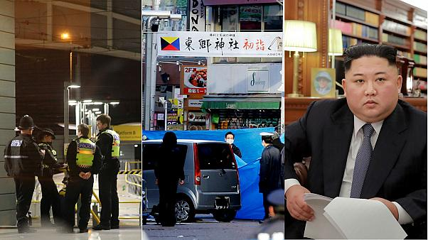 Japan: Car rams into crowd celebrating New Year's Day in Tokyo, injures at least eight