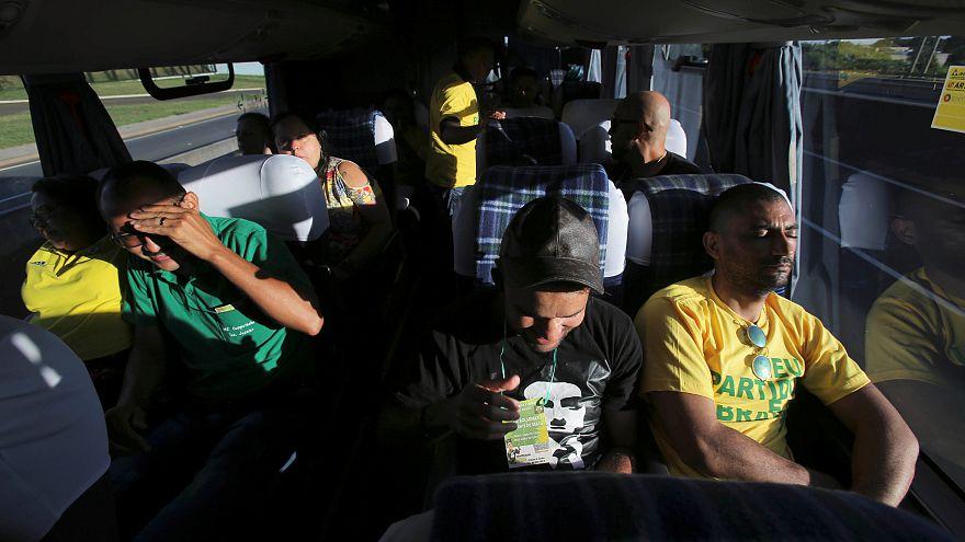 Rengeteg óvintézkedéssel készülnek a brazil elnök beiktatására