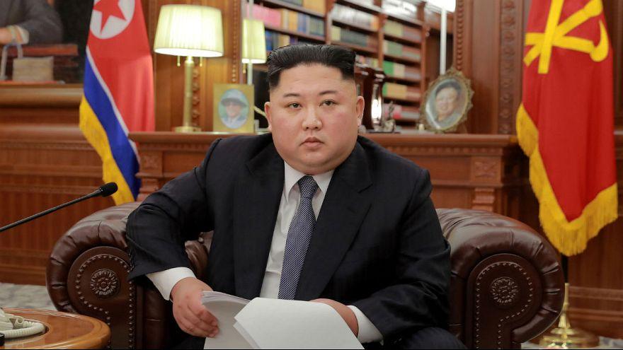 رهبر کره شمالی: تحریمهای آمریکا ادامه پیدا کند، تغییر مسیر میدهیم