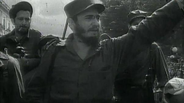 1959.01.01: Batista elmenekül, Castro bevonul Havannába