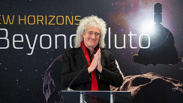 Sikerült a New Horizons küldetése