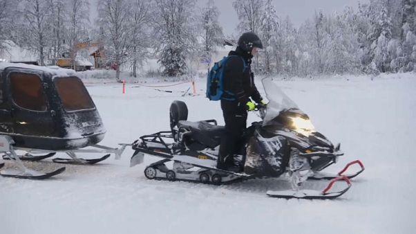 La Laponie mise sur l'électrique pour préserver ses forêts