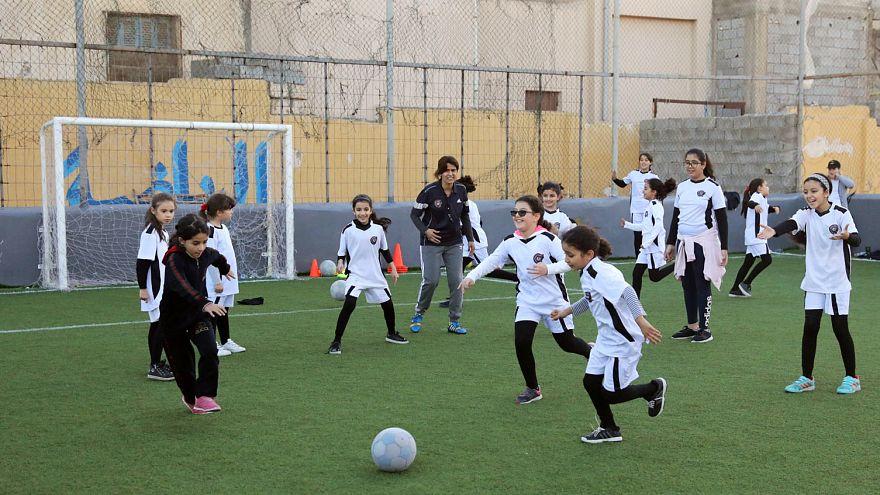 كرة القدم: مدخل الفتيات الليبيات للقطيعة مع التقاليد الاجتماعية