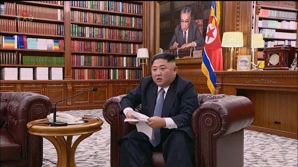 """Kim Jong-Un agli Usa: """"Si al dialogo, ma rispettate gli impegni"""""""