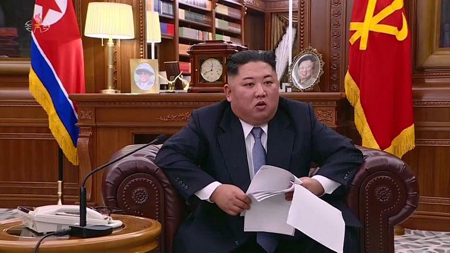 """Kim Jong Un: """"Weg des Friedens und des Wohlstandes"""""""