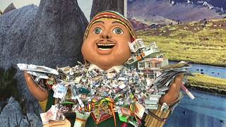 Ярмарка исполнения желаний в Лиме