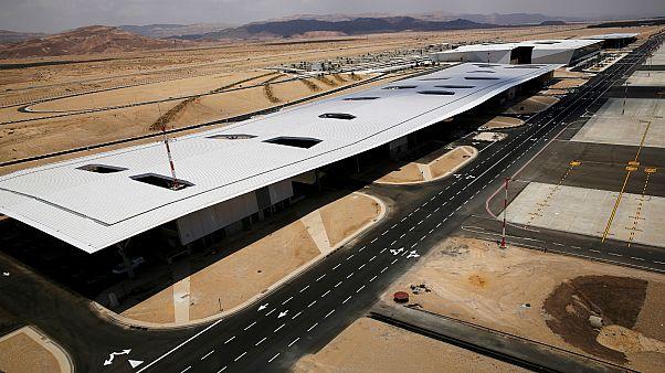 إسرائيل تستعد لافتتاح ثاني مطار دولي في 22 يناير